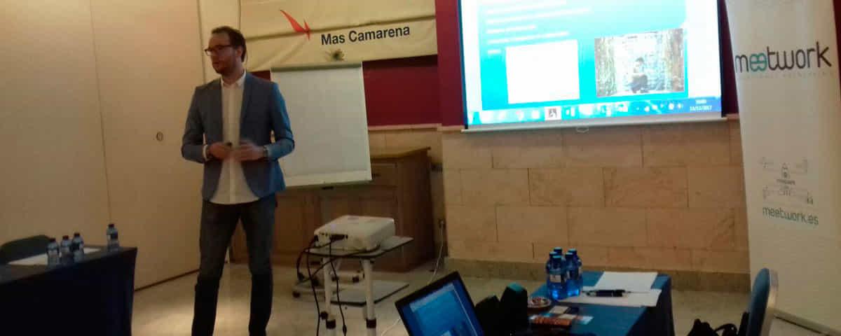 MAS events - presentación de servicios de organización de eventos en Meetwork